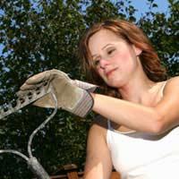 Small Garden Tool Safety