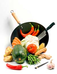 Cooking and Eating Your Produce
