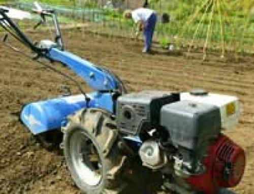 Rotivators and Cultivators