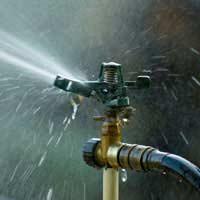 Hosepipes and Sprinklers