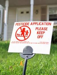 When Do Gardening Chemicals Become Hazardous