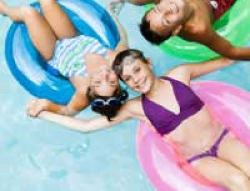 Pool and Pond Safety: Flotation Devices and Alarms