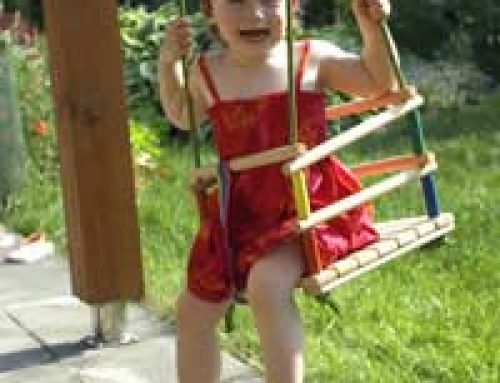 Installing Kid's Playground Equipment