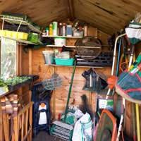 Garden Theft Prevention
